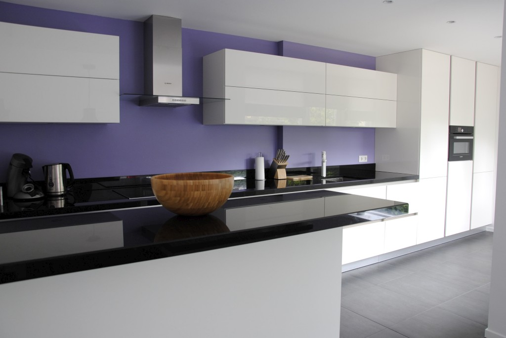 Moderne greeploze keuken in sliedrecht   keukenhof sliedrecht