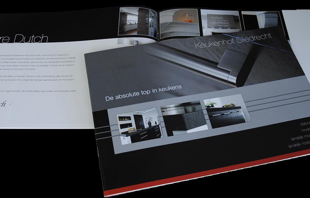 Keukenhof Brochure keukens