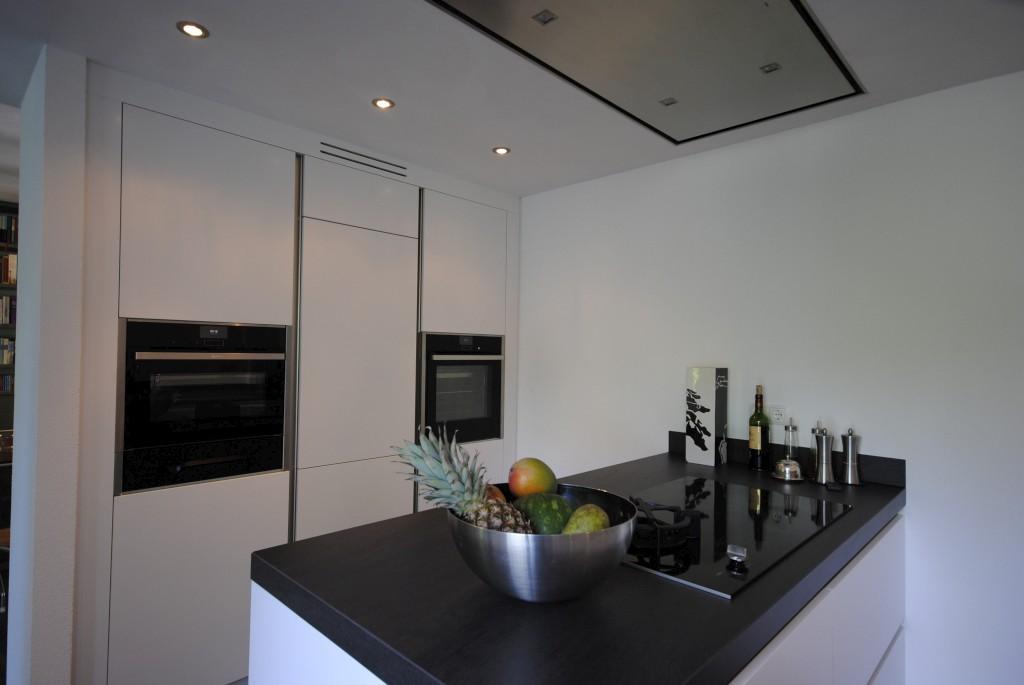 Moderne greeploze keuken interieur meubilair idee n for Interieur keuken ideeen