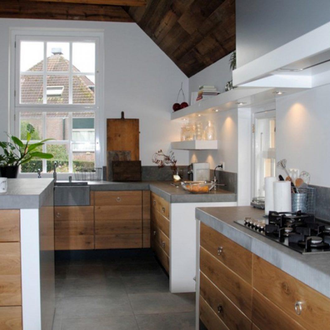Handgemaakte keukens - Keukenhof Sliedrecht