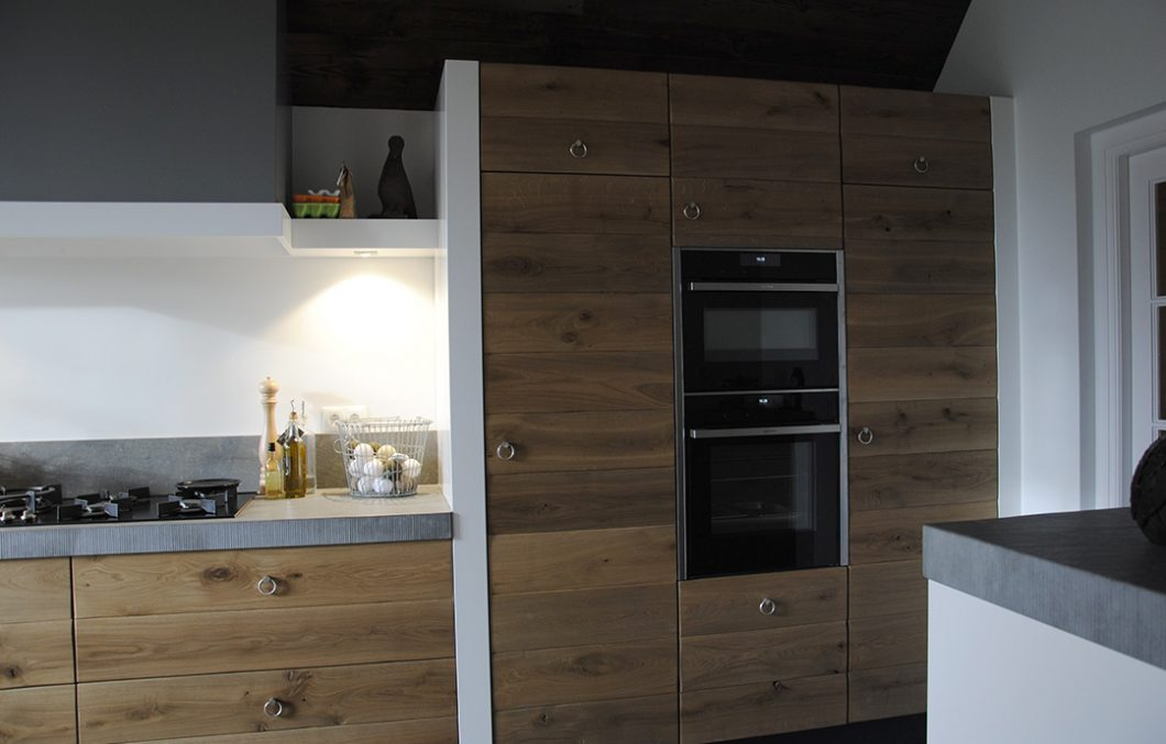 De Eikenhouten Keuken : Houten keuken ideeën keukenhof sliedrecht