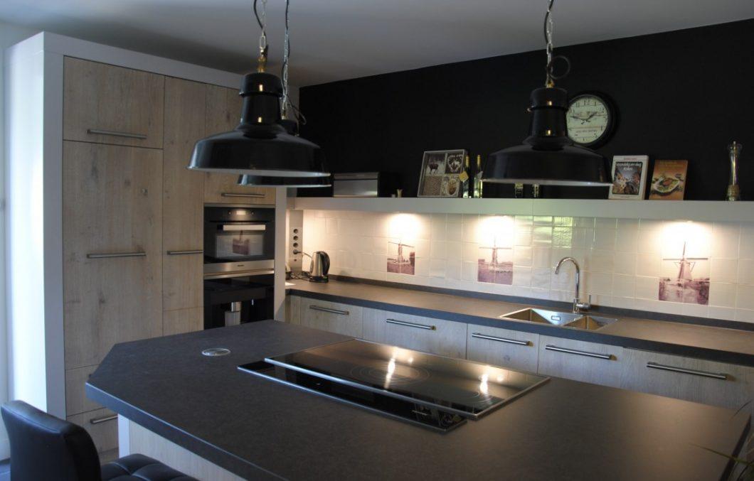 Keuken Eiken Houten : Houten keuken ideeën keukenhof sliedrecht