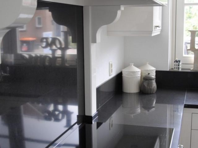 Landelijk graniet keuken - Werkblad graniet prijzen keuken ...